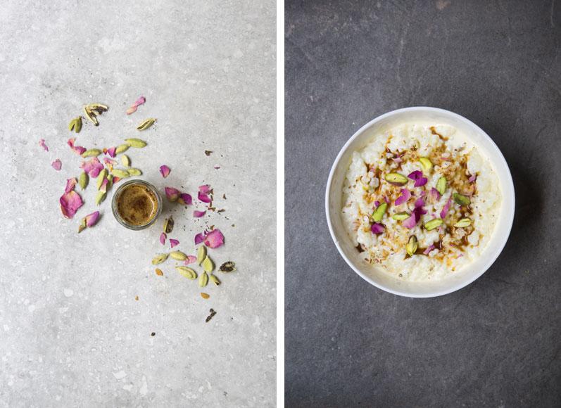 Rose-Porridge