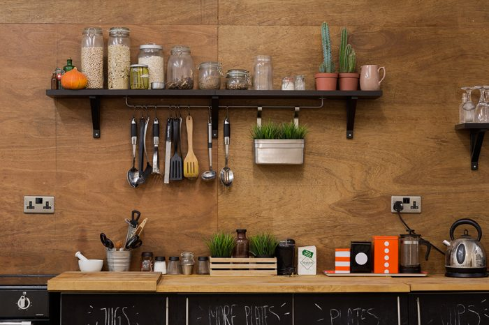 Kitchen Area at Clapham Studios