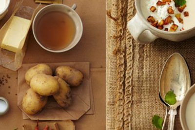 food styling banner