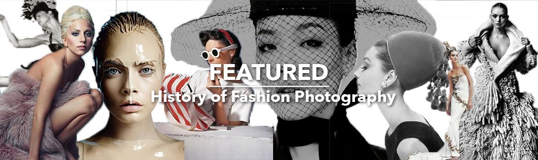 history of fashion photographers