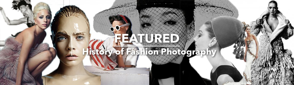 history of fashion photographers