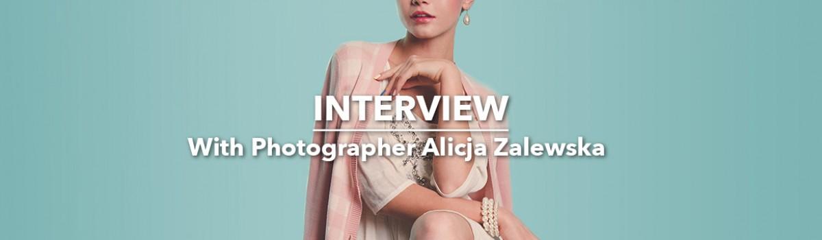 Interview with Alicja Zalewaska