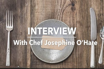 Interview with Joey o'hare
