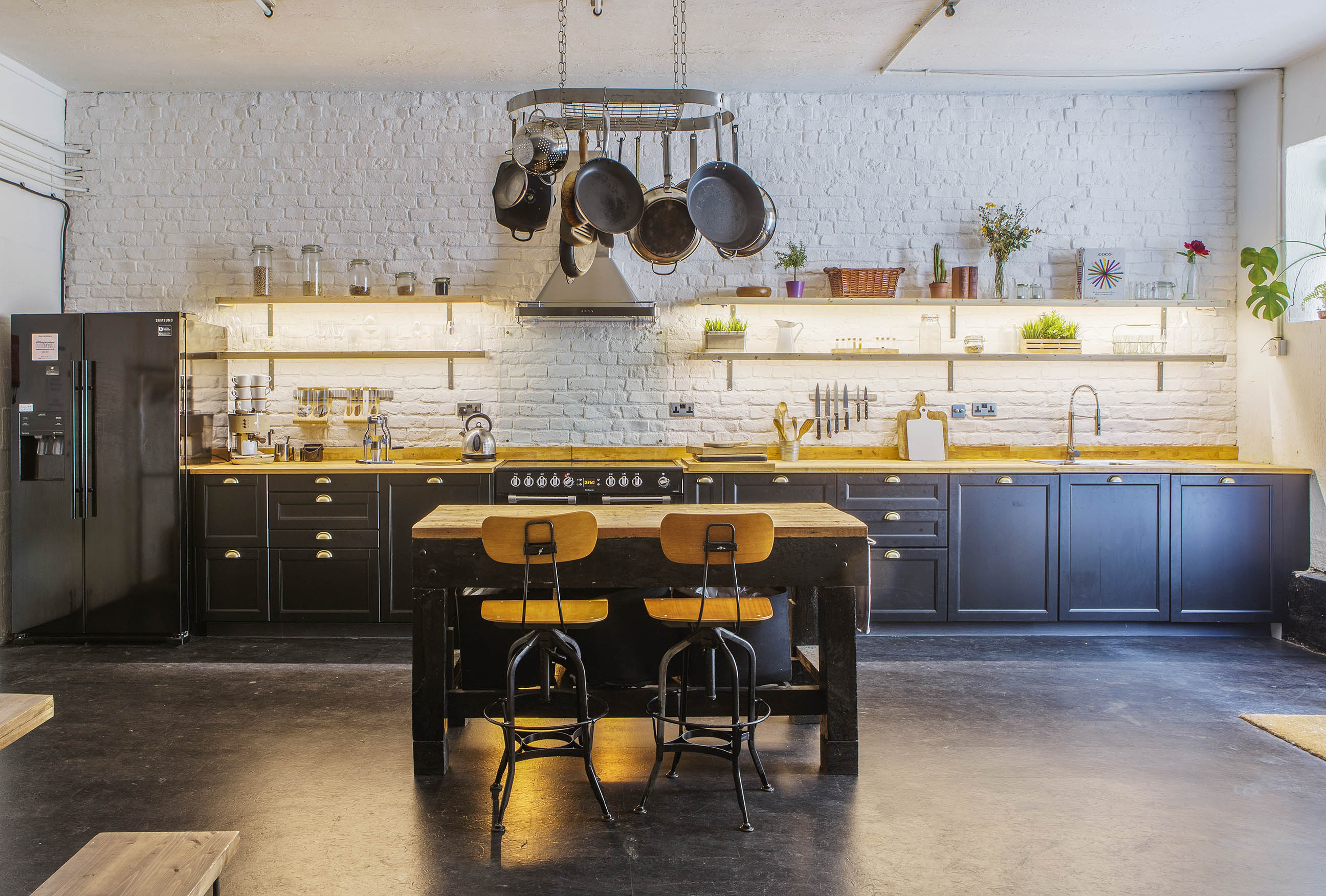 Kitchen Hire For Filming London